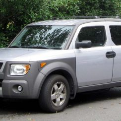 2016 Honda Element Owners Manual