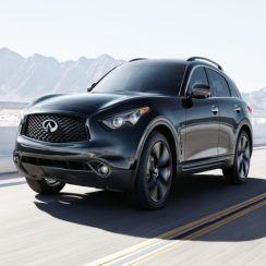 2016 Infiniti QX70 Owners Manual