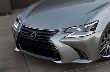 2016 Lexus GS 350 Owners Manual