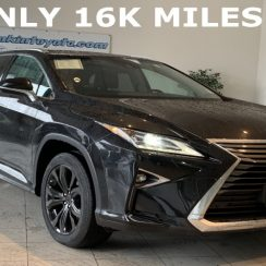 2016 Lexus RX 450H Owners Manual