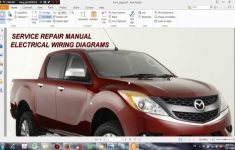 2016 Mazda BT 50 Owners Manual