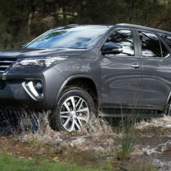 2016 Toyota Fortuner Owners Manual