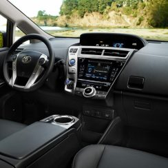 2016 Toyota Prius V Owners Manual