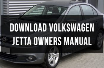 2016 VW Jetta Owners Manual