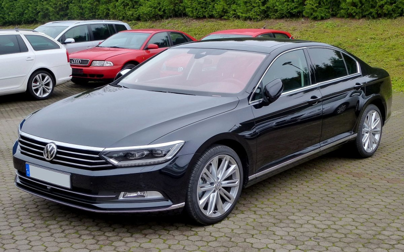 2016 VW Passat Owners Manual