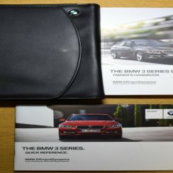 2017 BMW 3 Series Owners Manual