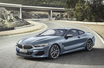 2017 BMW 8 Series Owners Manual
