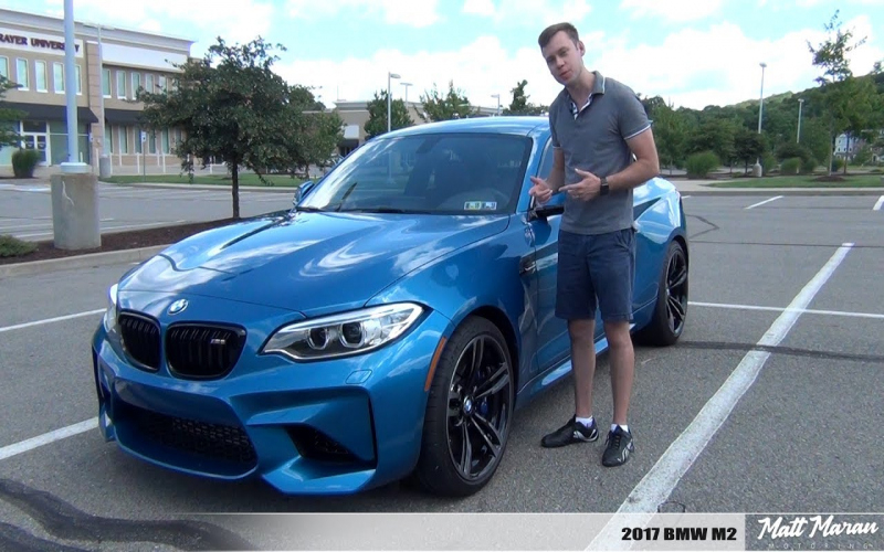 2017 BMW M2 Owners Manual