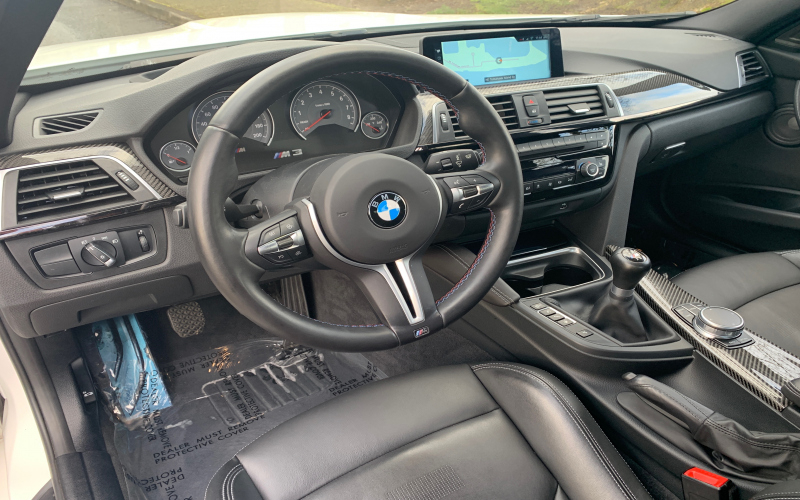 2017 BMW M3 Owners Manual