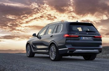 2017 BMW X7 Owners Manual