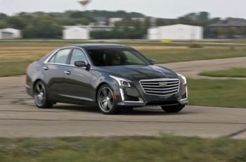 2017 Cadillac CT5 Owners Manual