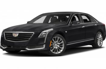 2017 Cadillac CT6 Owners Manual