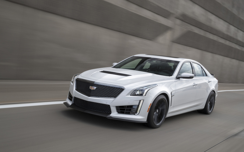 2017 Cadillac CTS Owners Manual