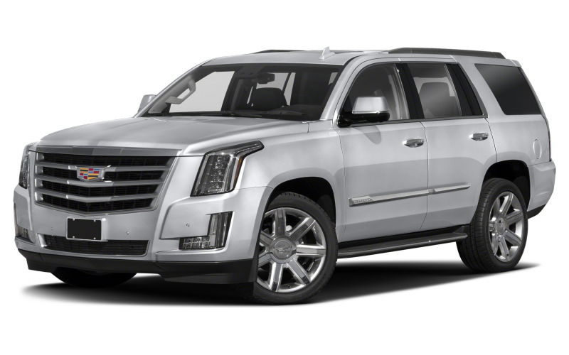 2017 Cadillac Escalade Owners Manual