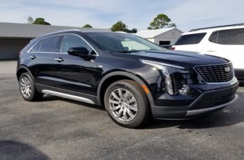 2017 Cadillac XT4 Owners Manual