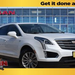 2017 Cadillac XT5 Owners Manual