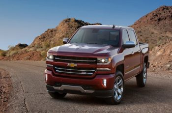 2017 Chevrolet Avalanche Owners Manual