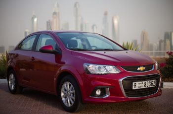 2017 Chevrolet Aveo Owners Manual
