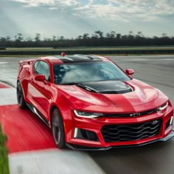 2017 Chevrolet Camaro Owners Manual