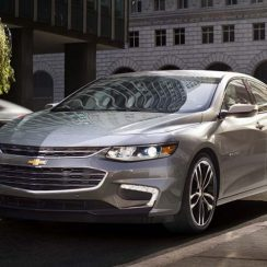 2017 Chevrolet Malibu Owners Manual