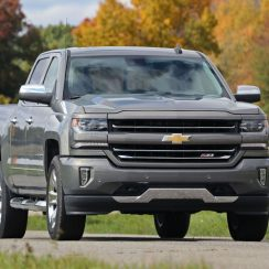 2017 Chevrolet Silverado Owners Manual