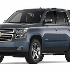 2017 Chevrolet Tahoe Owners Manual