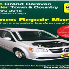 2017 Dodge Caravan Owners Manual