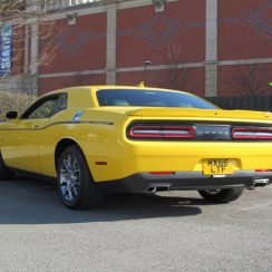 2017 Dodge Challenger Gt Owners Manual
