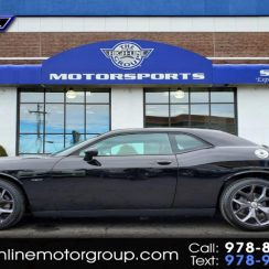 2017 Dodge Challenger R T Owners Manual
