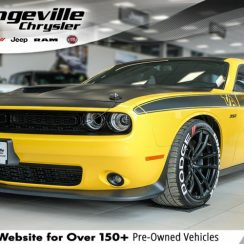 2017 Dodge Challenger Scat Pack Owners Manual