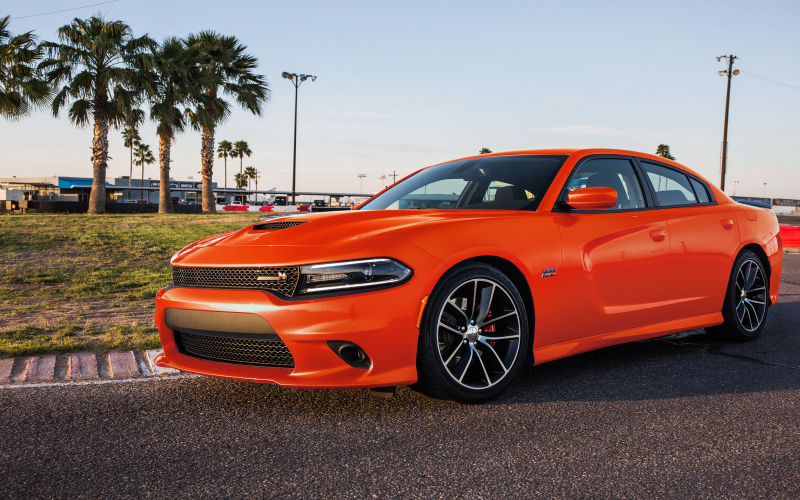 2017 Dodge Charger 392 Owners Manual