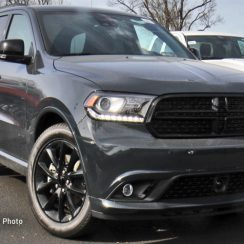 2017 Dodge Durango Gt Owners Manual