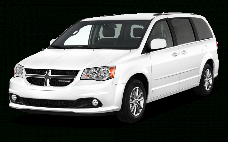 2017 Dodge Grand Caravan SXT Owners Manual