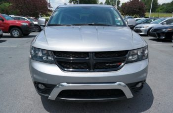 2017 Dodge Journey Crossroad Plus Owners Manual
