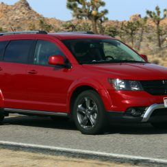 2017 Dodge Journey Se Owners Manual
