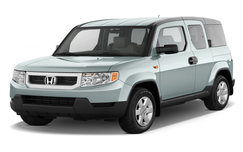 2017 Honda Element Owners Manual