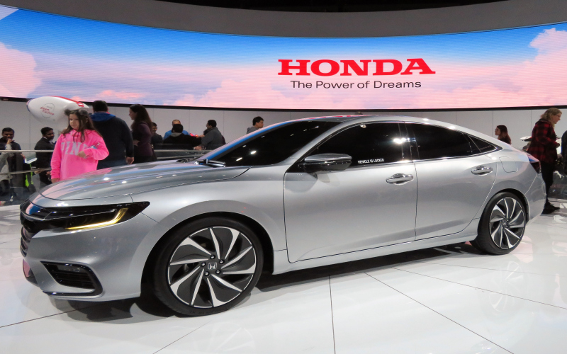 2017 Honda Insight Owners Manual