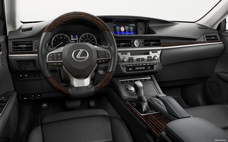2017 Lexus ES 350 Owners Manual