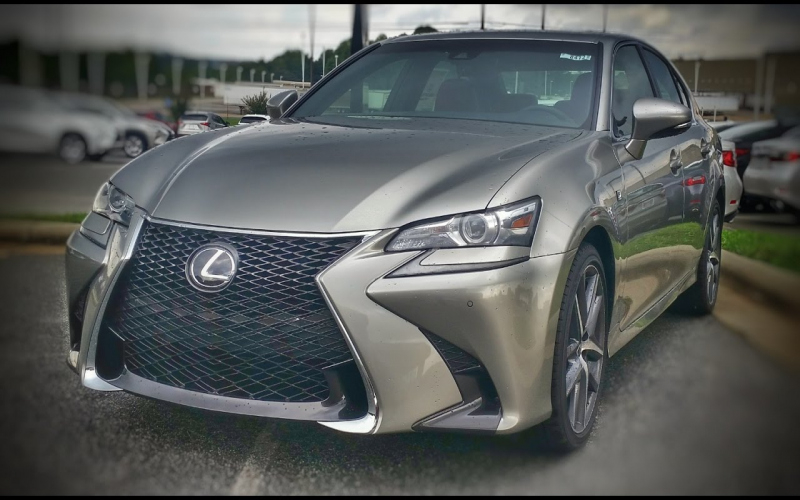 2017 Lexus GS 350 Owners Manual