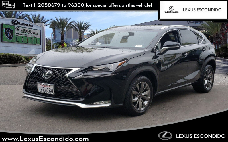 2017 Lexus NX 200T Owners Manual