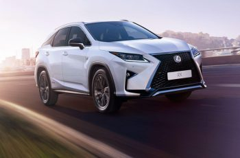 2017 Lexus RX 450H Owners Manual