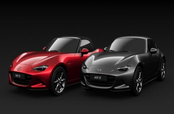 2017 Mazda Miata Owners Manual