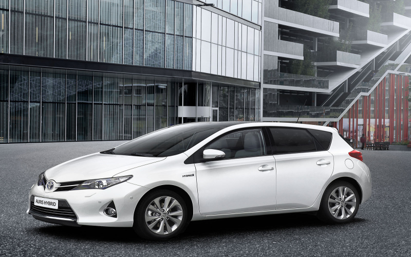 2017 Toyota Auris Owners Manual