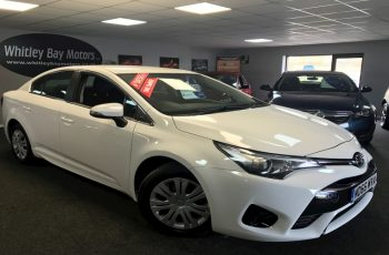 2017 Toyota Avensis Owners Manual