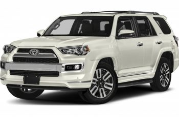 2017 Toyota Forerunner Owners Manual