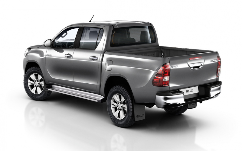 2017 Toyota Hilux Owners Manual