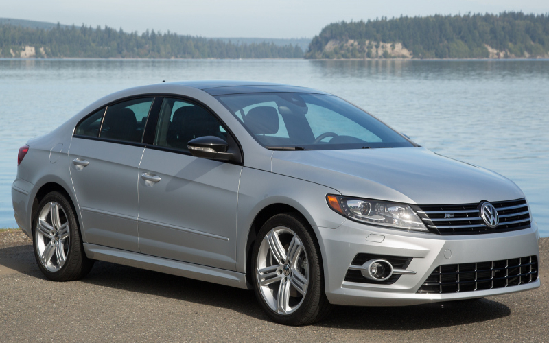 2017 VW CC Owners Manual