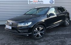 2017 VW Touareg Owners Manual