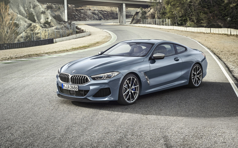 2018 BMW 8 Series Owners Manual