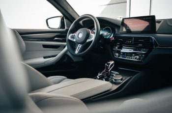 2018 BMW M5 Owners Manual